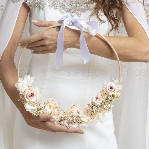 Wedding hoop Niza