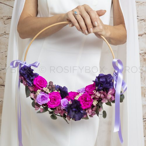 Wedding hoop Praga
