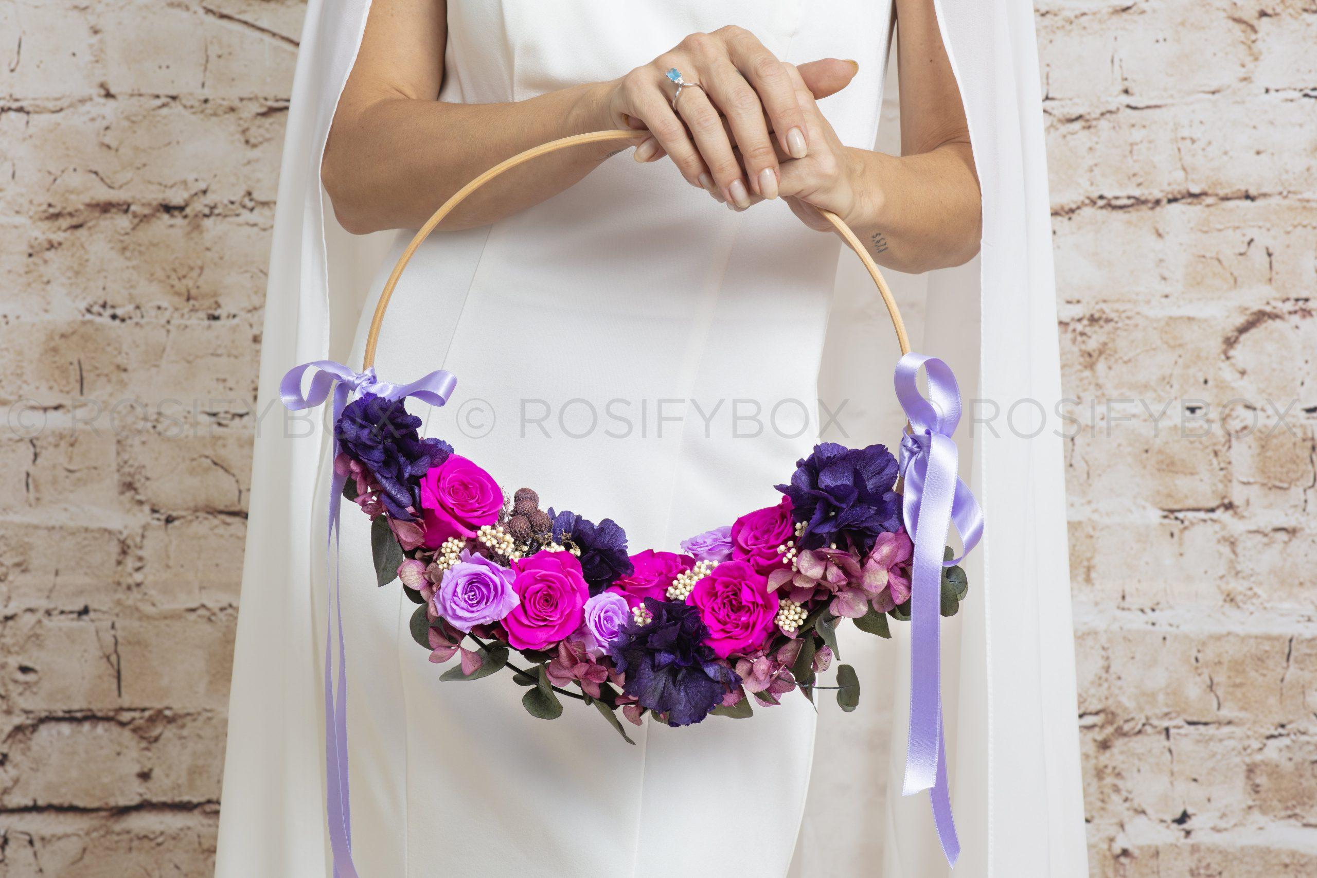 Wedding hoop Praga